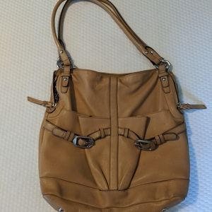 Tignanello Leather Oversized Bag